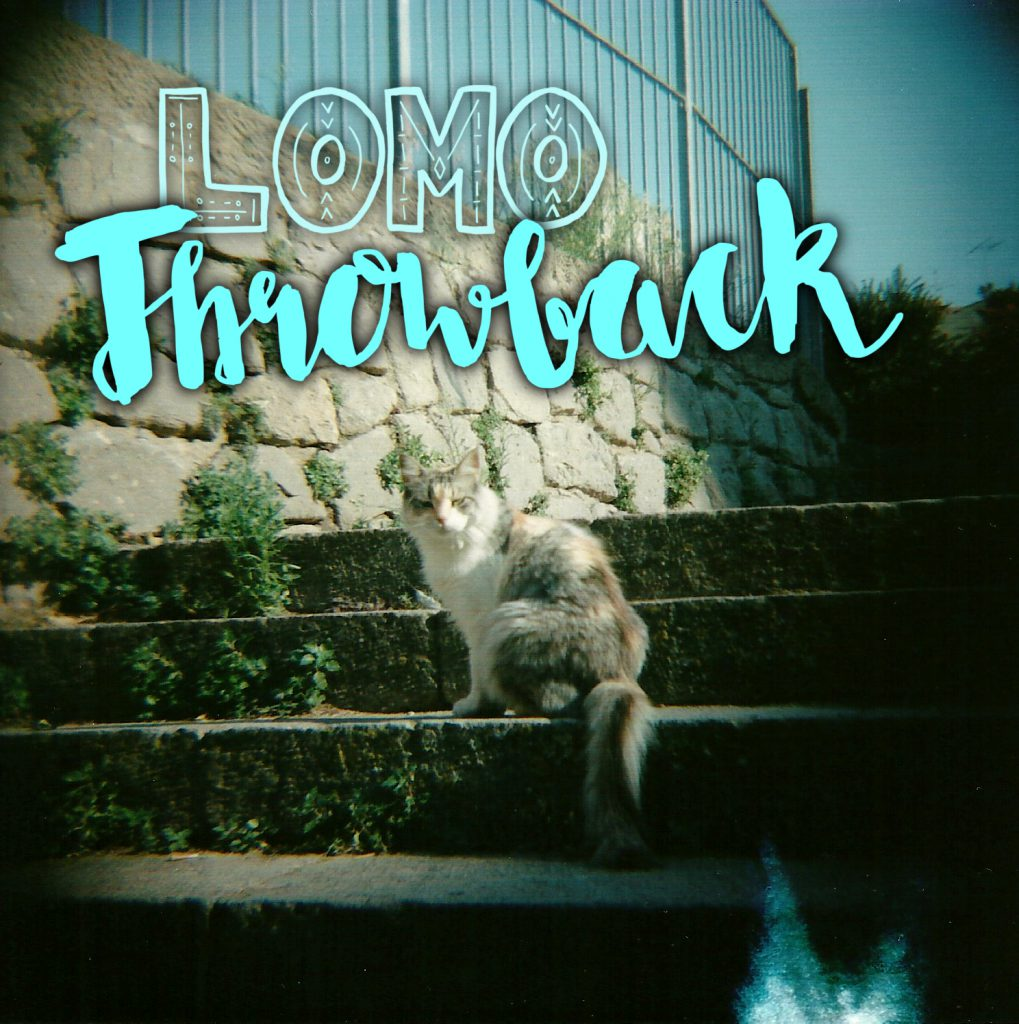 Lomography Throwback