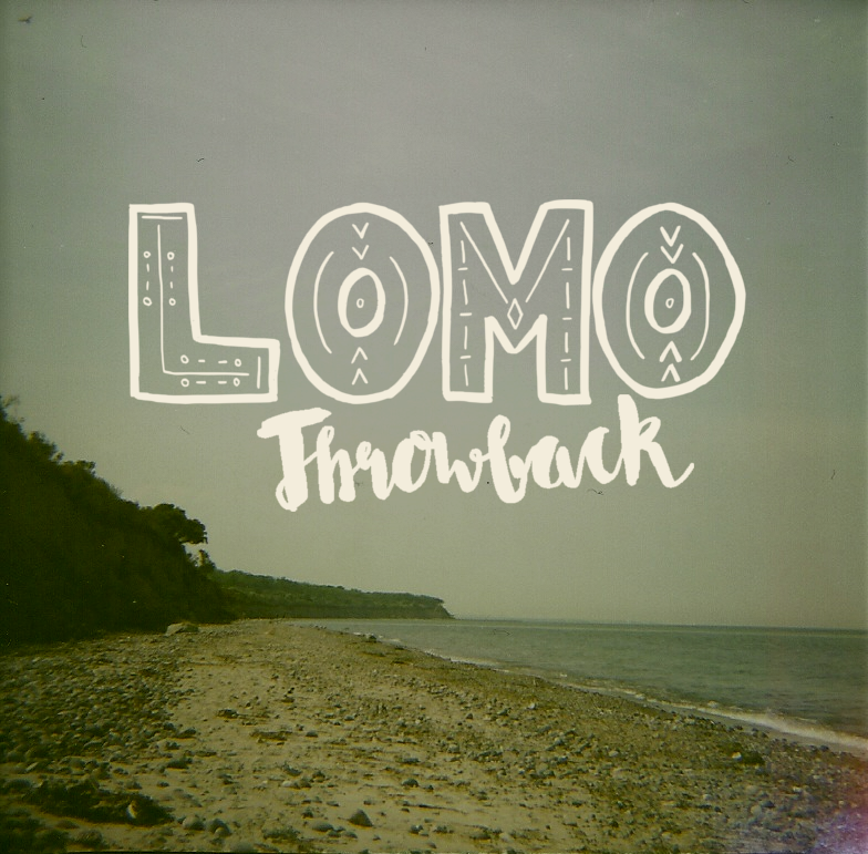 Lomography Throwback - Bilder mit der Diana F+