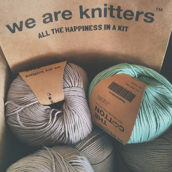 Garnpaket We are Knitters