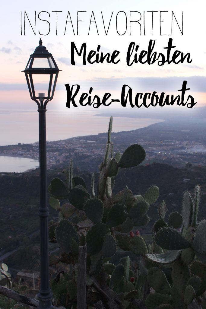 Instafavoriten: Meine liebsten Reise-Accounts